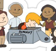 Firefly Peanuts Sticker