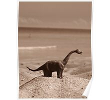 Mathilda the Dinosaur Poster