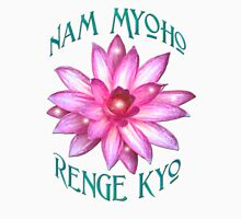 """Nam Myoho Renge Kyo""  Unisex T-Shirt"