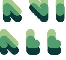 Keep Gravity Falls Weird Sticker
