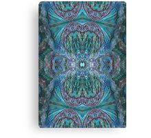 Paua Dreams series - #003 Canvas Print
