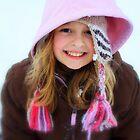 Snow Smiles by Debbie Roelle