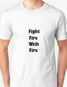 Fight Unisex T-Shirt