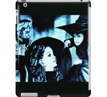 WIZARD OF OZ WITCHES CRYSTAL BALL iPad Case/Skin