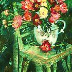 Talar's Teapot by Helena Bebirian