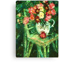 Talar's Teapot Canvas Print