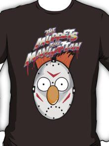 muppets beaker mashup friday the 13th T-Shirt