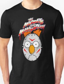 muppets beaker mashup friday the 13th T-Shirt
