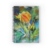 Aquarelle Spiral Notebook