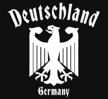 Deutschland T-Shirt by HolidayT-Shirts