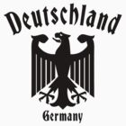 Deutschland Germany by HolidayT-Shirts