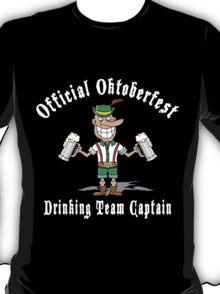 Funny Oktoberfest Drinking T-Shirt T-Shirt