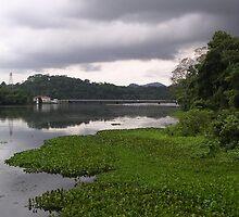 an incredible Panama landscape by beautifulscenes