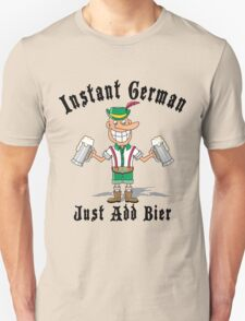Funny German Unisex T-Shirt