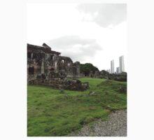 a sprawling Panama landscape One Piece - Short Sleeve
