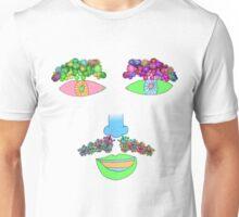 Fruit as hair  Unisex T-Shirt