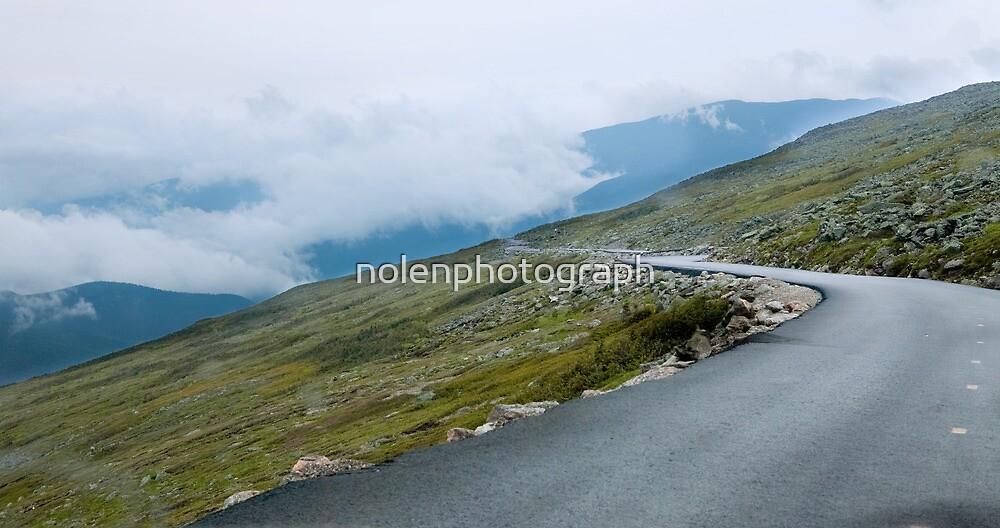 Mount Washington- drive down by nolenphotograph