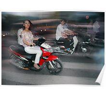 Vietnam - Hanoï - World's people Poster