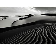 Late Shadows Photographic Print