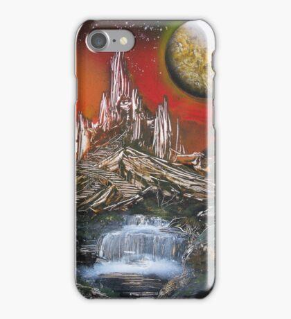 Space Kingdom iPhone Case/Skin