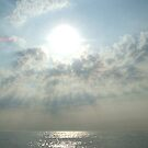Sunrise by sailing
