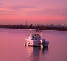 Pink Lagoon by Dandelion Dilluvio