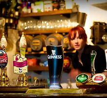 Guinness is good for you by Kurt  Tutschek