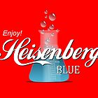 Enjoy Heisenberg Blue by urhos