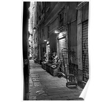 Alley Genoa 2 Poster