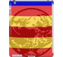 Stripes From The Final Game's Protagonist iPad Case/Skin