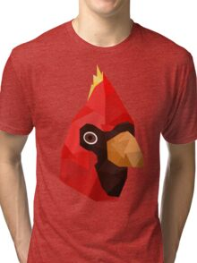 Cardinal Tri-blend T-Shirt