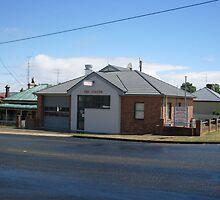 Harden 389 Fire Station by roybob
