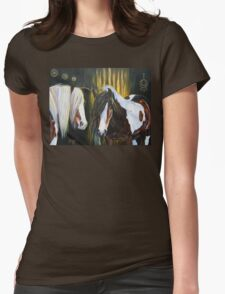 Gypsy Gold Fever Womens Fitted T-Shirt