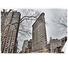 Flatiron District I Poster