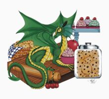 Kitchen Dragon Kids Clothes