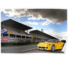 The Ferrari 599 .... Poster