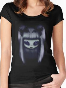 Purple Doll Women's Fitted Scoop T-Shirt