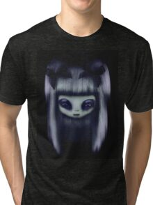 Purple Doll Tri-blend T-Shirt
