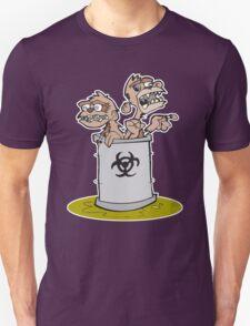 Zombie Barrel of Monkeys T-Shirt
