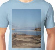 a desolate Djibouti landscape Unisex T-Shirt