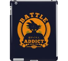 Battle Saiyan iPad Case/Skin