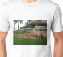 Court sitting Unisex T-Shirt