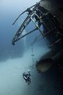 Wreck Dive by Rick Grundy