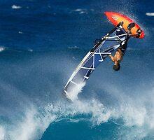 Big Air .... Maui  by M-Pics