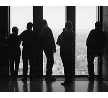 Windows on the World, Twin Towers, NYC Photographic Print