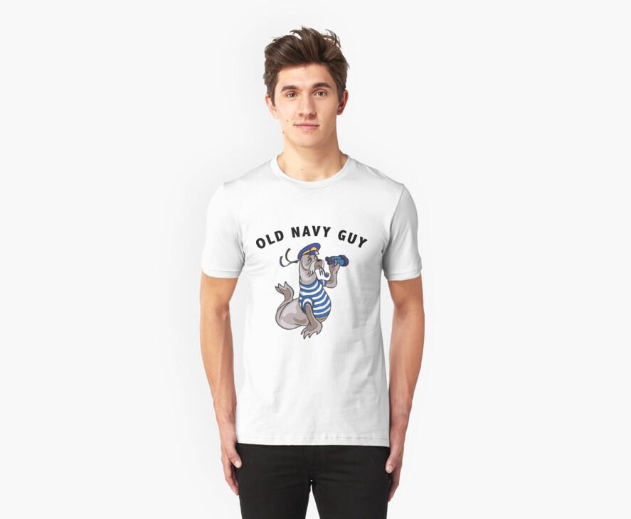 Old Navy Guy by HolidayT-Shirts