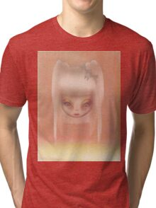 Grunge Doll Tri-blend T-Shirt