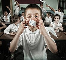 School Daze - Class Clown (part 2) by Alicia Adamopoulos