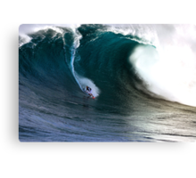 ' Jaws ' Canvas Print