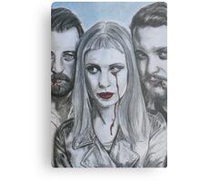 Paraween Metal Print